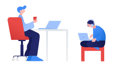 style Coworking images in PNG and SVG   Icons8 Illustrations