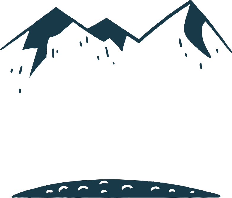 mountain Clipart illustration in PNG, SVG
