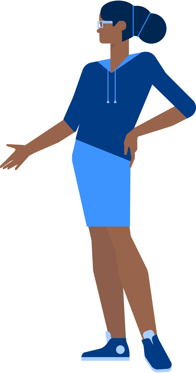 business woman Clipart illustration in PNG, SVG