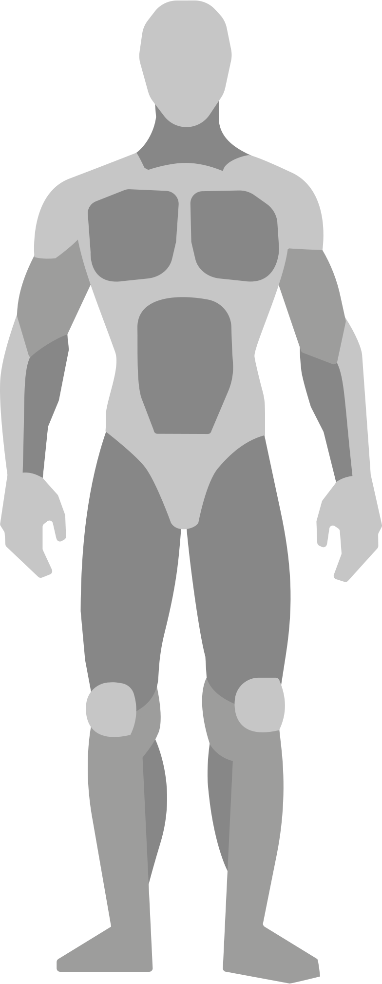 e diagram of the human body Clipart illustration in PNG, SVG