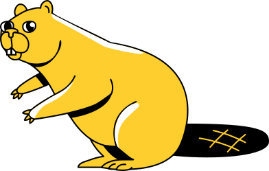 style beaver images in PNG and SVG   Icons8 Illustrations