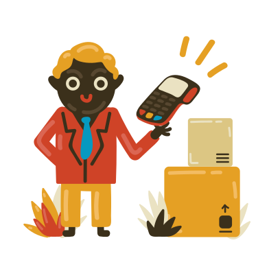 style Pay for shipping images in PNG and SVG | Icons8 Illustrations