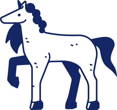 style horse images in PNG and SVG   Icons8 Illustrations
