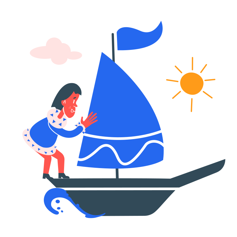 style sailing Vector images in PNG and SVG | Icons8 Illustrations
