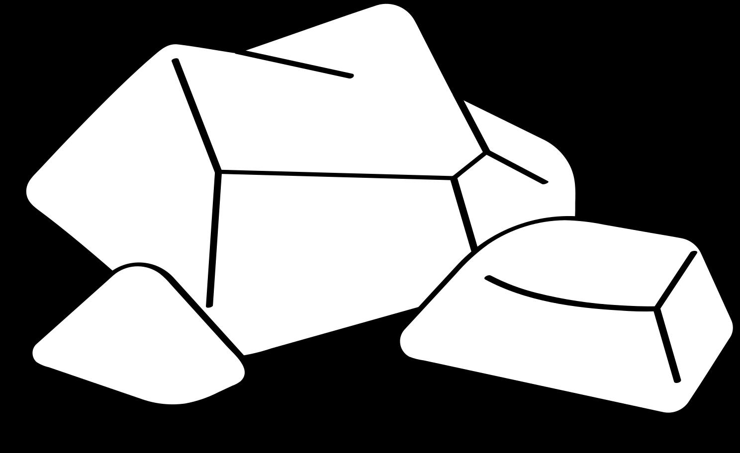 rocks Clipart illustration in PNG, SVG