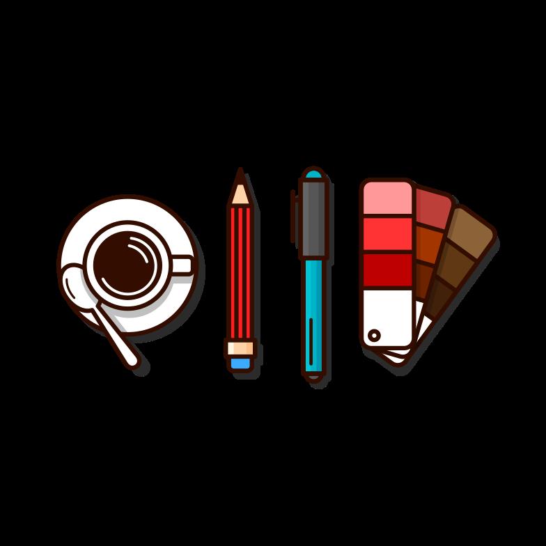 Designer tools Clipart illustration in PNG, SVG