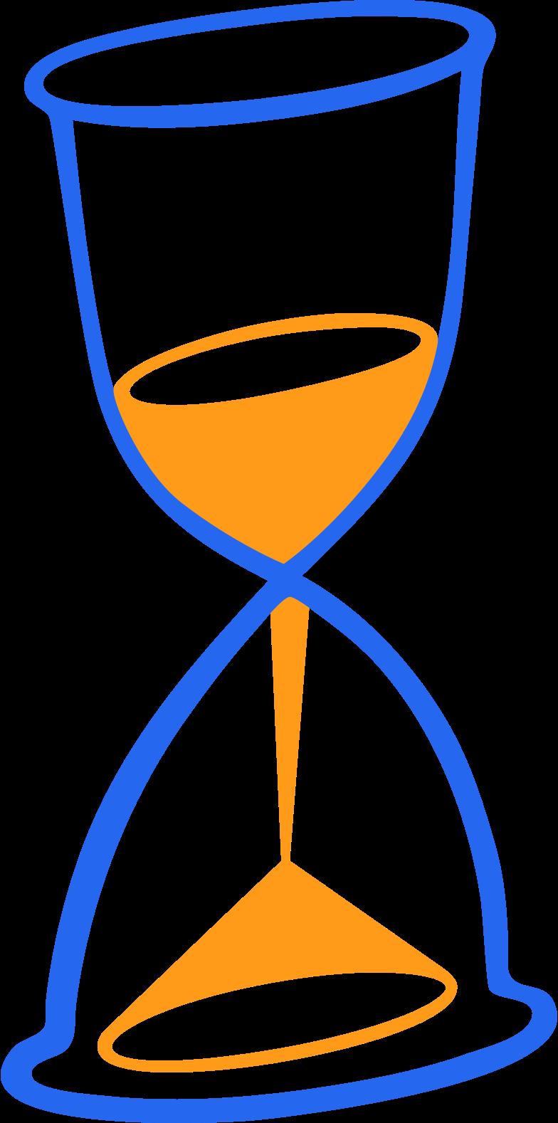 hourglass PNG, SVG 형식의 클립 아트 일러스트레이션