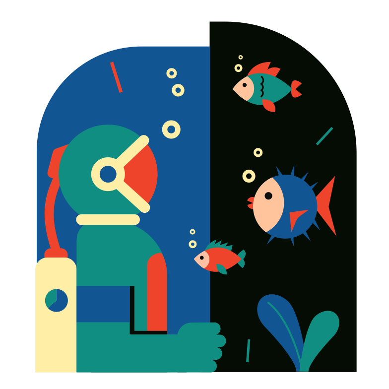 style Diving Vector images in PNG and SVG | Icons8 Illustrations