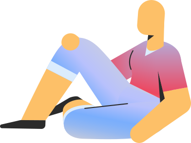 style adult in shorts sitting images in PNG and SVG | Icons8 Illustrations