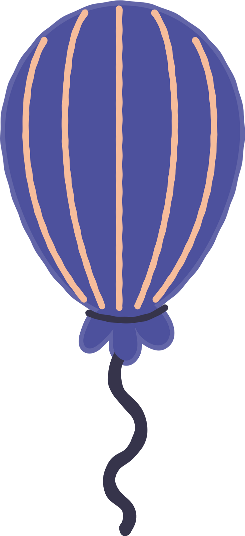 baloon Clipart illustration in PNG, SVG