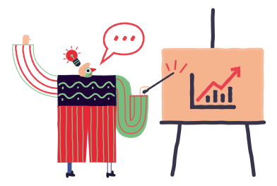 style Financial analysis images in PNG and SVG | Icons8 Illustrations