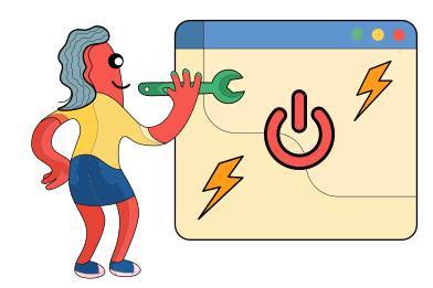 style Support images in PNG and SVG | Icons8 Illustrations