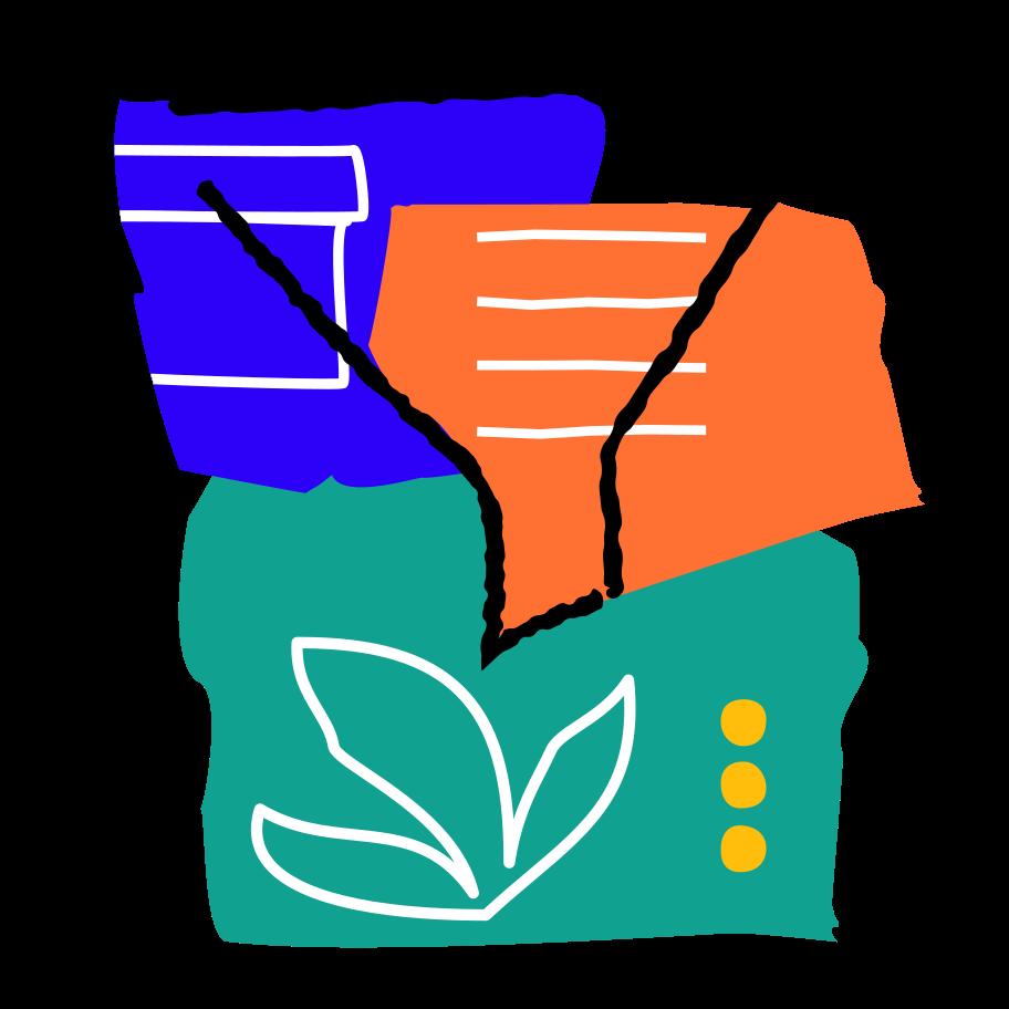 Ilustração de clipart de Greentech em PNG e SVG