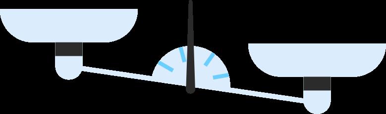 balance Clipart illustration in PNG, SVG