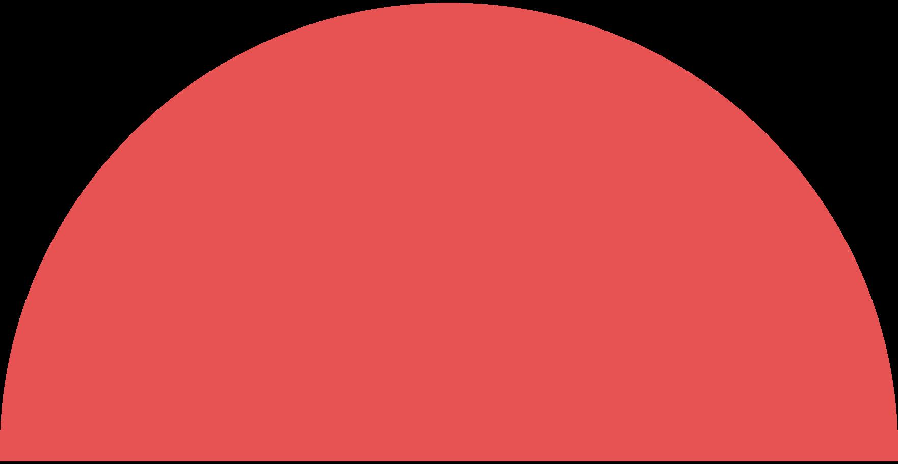 Style  Demi-cercle rouge Images vectorielles en PNG et SVG | Icons8 Illustrations