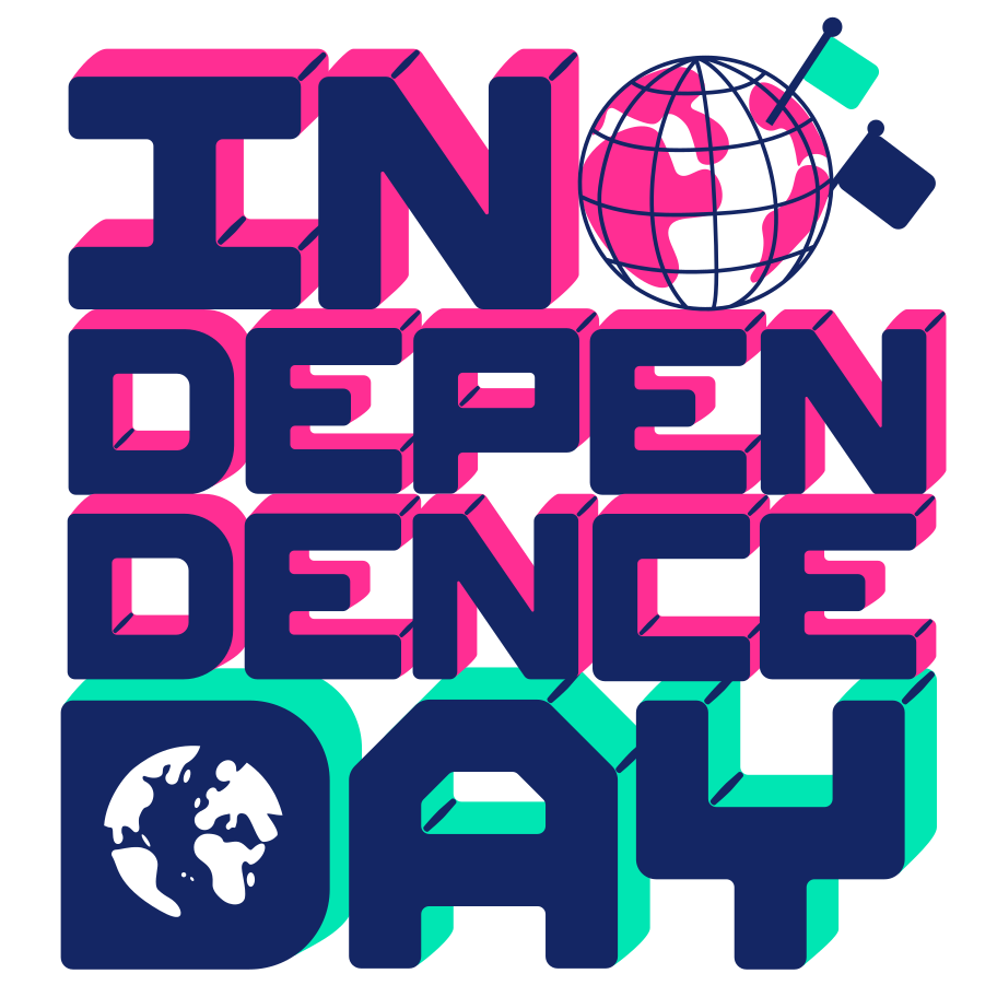 Independence day Clipart illustration in PNG, SVG