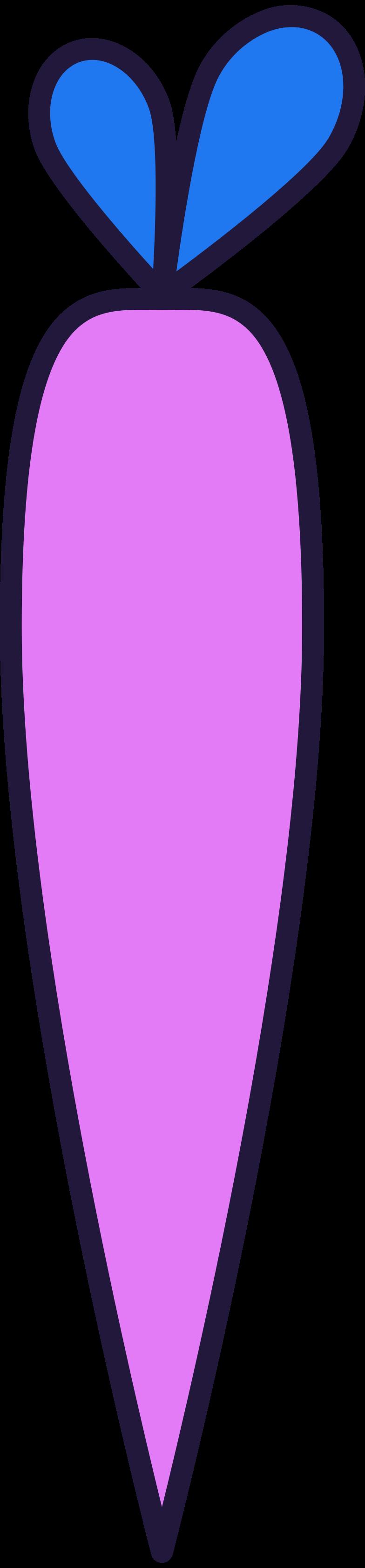 l carrot Clipart illustration in PNG, SVG