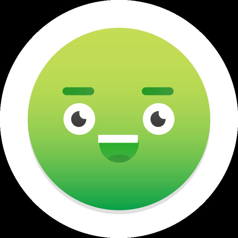 emoji Clipart illustration in PNG, SVG