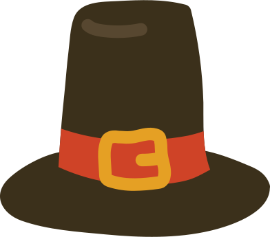 style thanksgiving hat images in PNG and SVG   Icons8 Illustrations