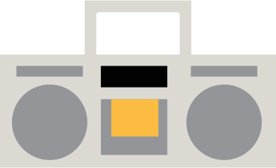 style boombox images in PNG and SVG | Icons8 Illustrations