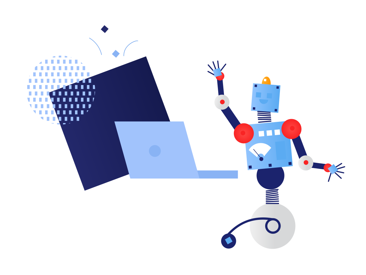 style Computer technology and robot Vector images in PNG and SVG   Icons8 Illustrations