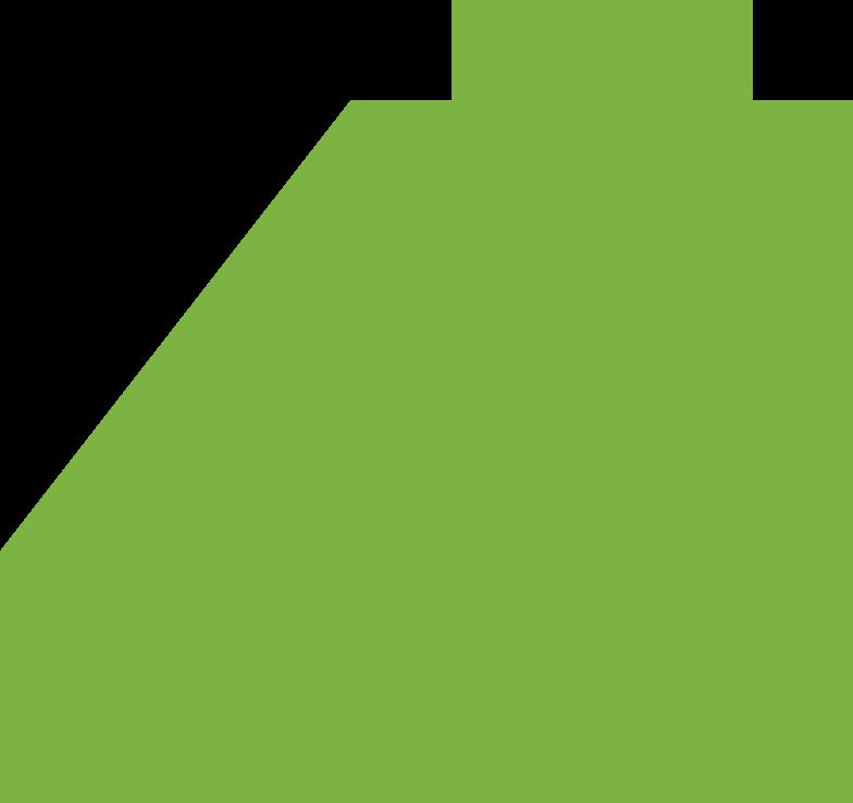 building block green Clipart illustration in PNG, SVG