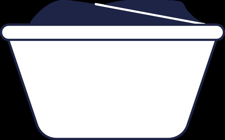 bowl line Clipart illustration in PNG, SVG