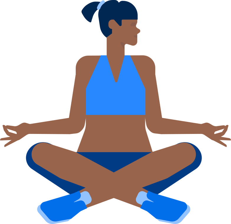 style yoga woman Vector images in PNG and SVG | Icons8 Illustrations