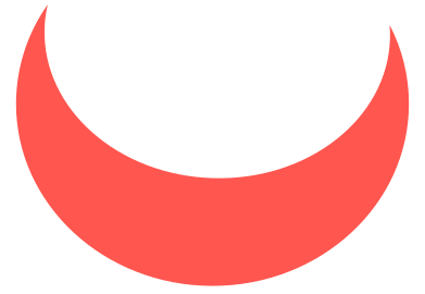 style crescent red images in PNG and SVG | Icons8 Illustrations