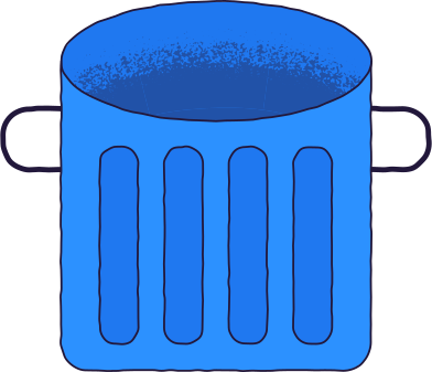 style trash can images in PNG and SVG | Icons8 Illustrations