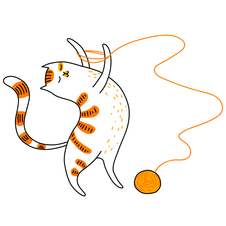 Rhythmic gymnastics Clipart illustration in PNG, SVG