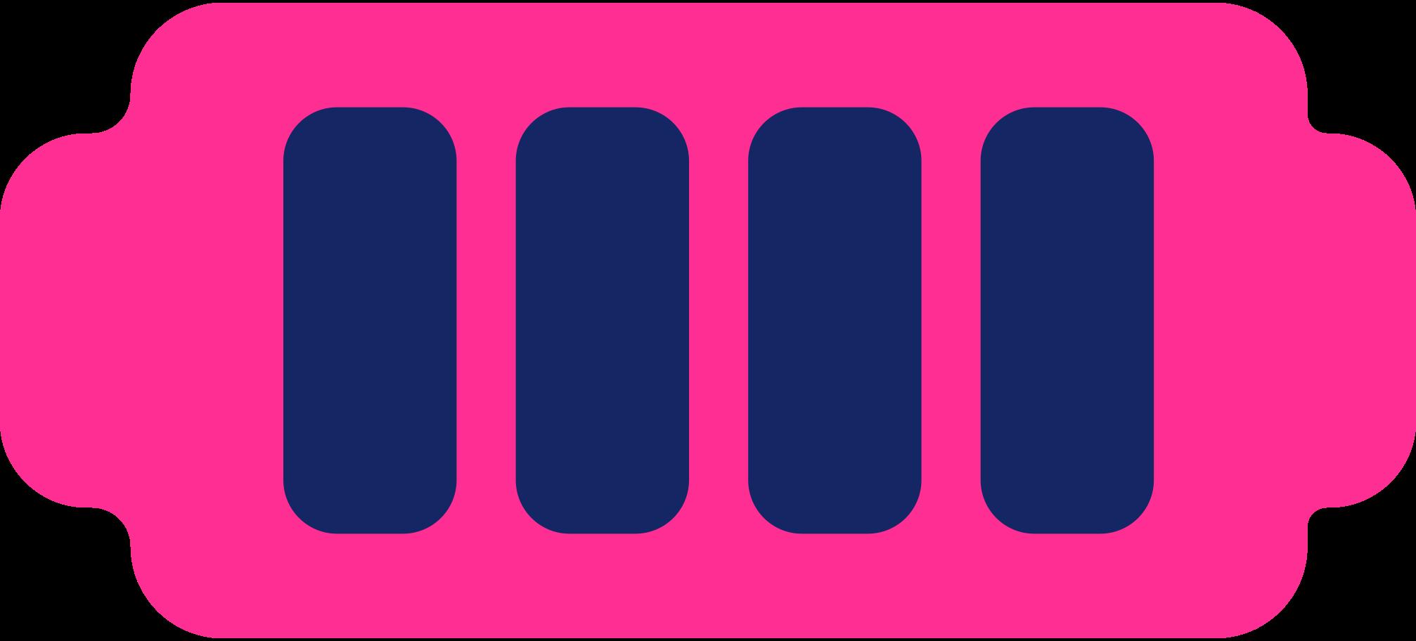 Ilustración de clipart de batería en PNG, SVG