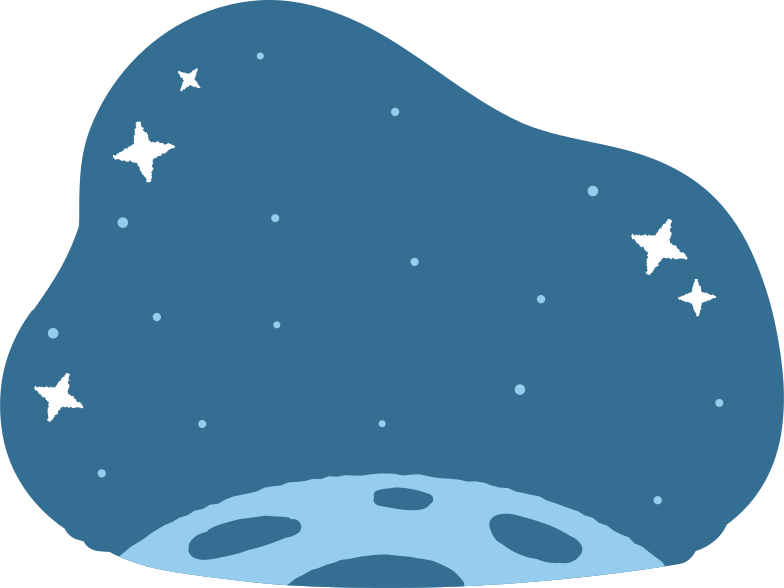 space systems Clipart illustration in PNG, SVG