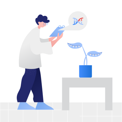 style Genetic engineering images in PNG and SVG | Icons8 Illustrations