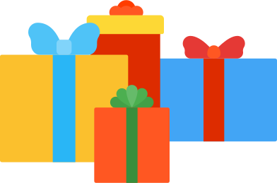 style christmas gifts images in PNG and SVG | Icons8 Illustrations