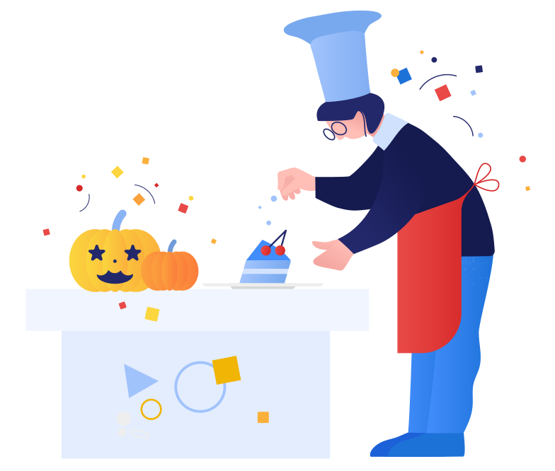 style Halloween dinner Vector images in PNG and SVG | Icons8 Illustrations