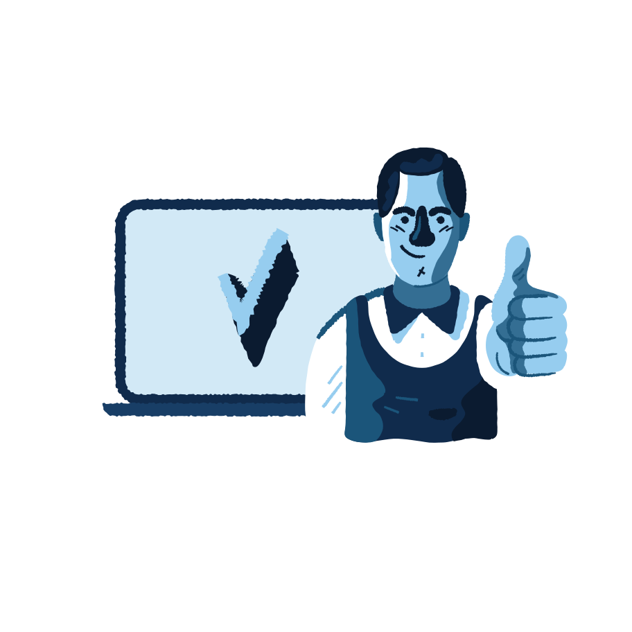 Well done  Clipart illustration in PNG, SVG