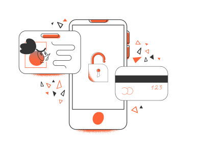 style Secure online payment images in PNG and SVG | Icons8 Illustrations