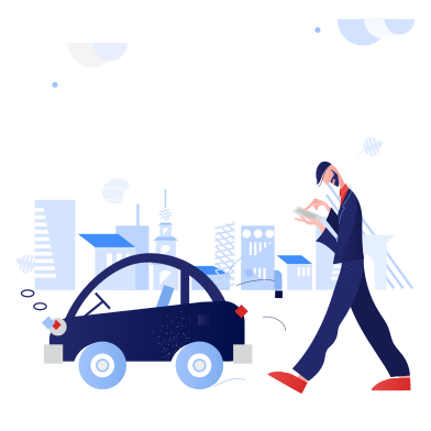 style Ordering a car  images in PNG and SVG | Icons8 Illustrations