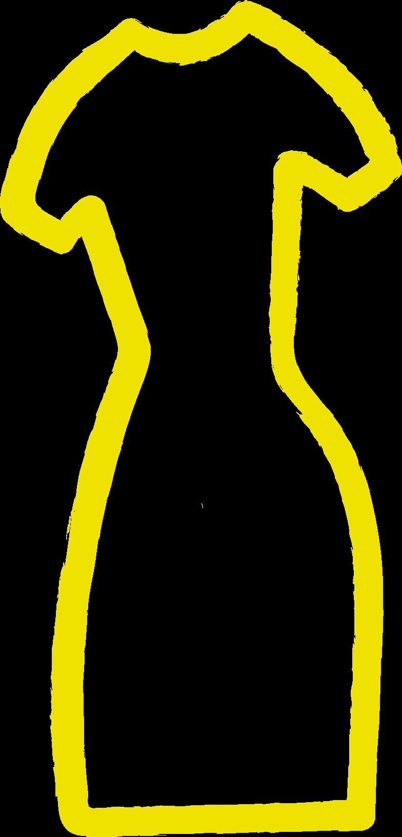 dress Clipart illustration in PNG, SVG