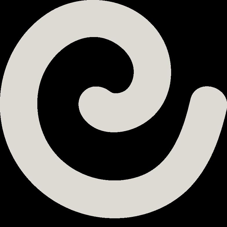 spiral Clipart illustration in PNG, SVG