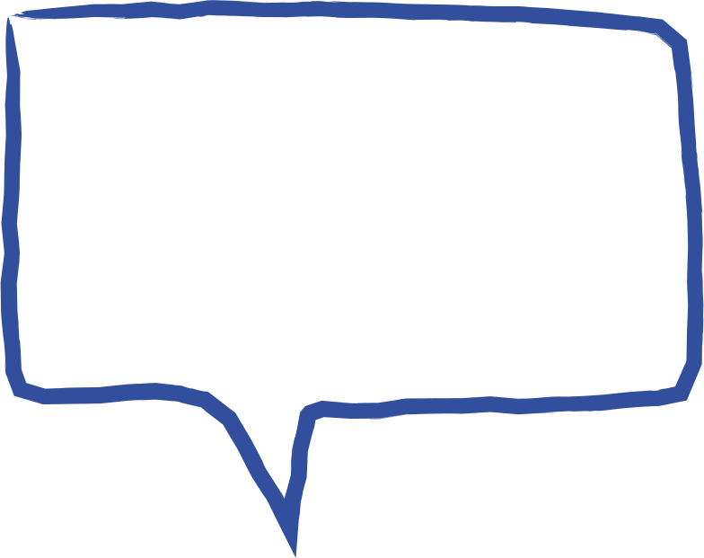 message cloud Clipart illustration in PNG, SVG