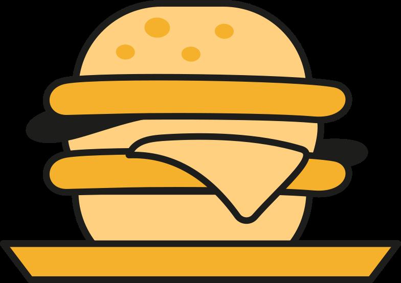 PNGとSVGの  スタイルの バーガー ベクターイメージ | Icons8 イラスト