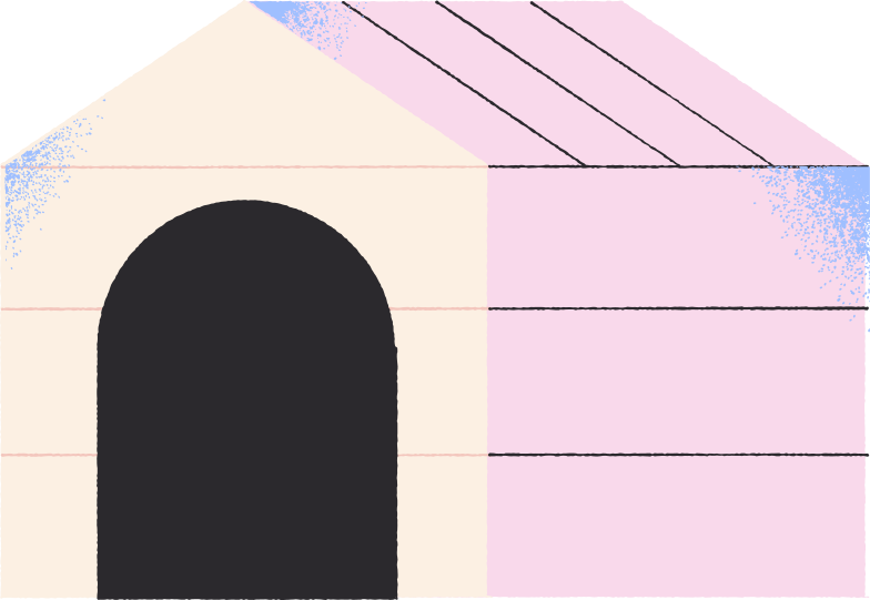 dog house Clipart illustration in PNG, SVG