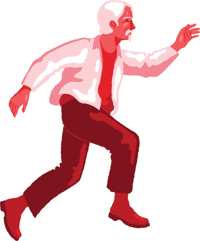style old man jumping profile images in PNG and SVG   Icons8 Illustrations