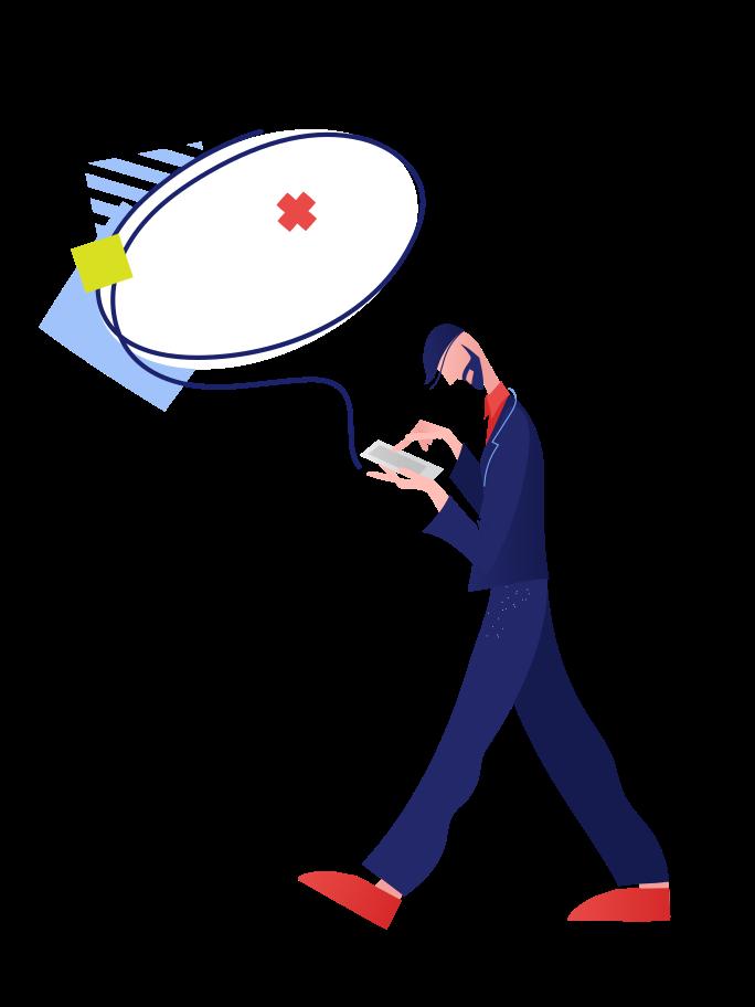 Online help Clipart illustration in PNG, SVG