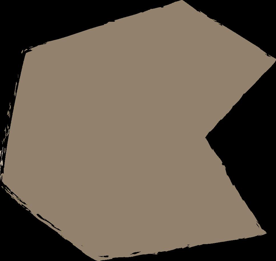 polygon-dark-grey Clipart illustration in PNG, SVG