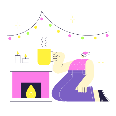 style Cozy Christmas  images in PNG and SVG | Icons8 Illustrations