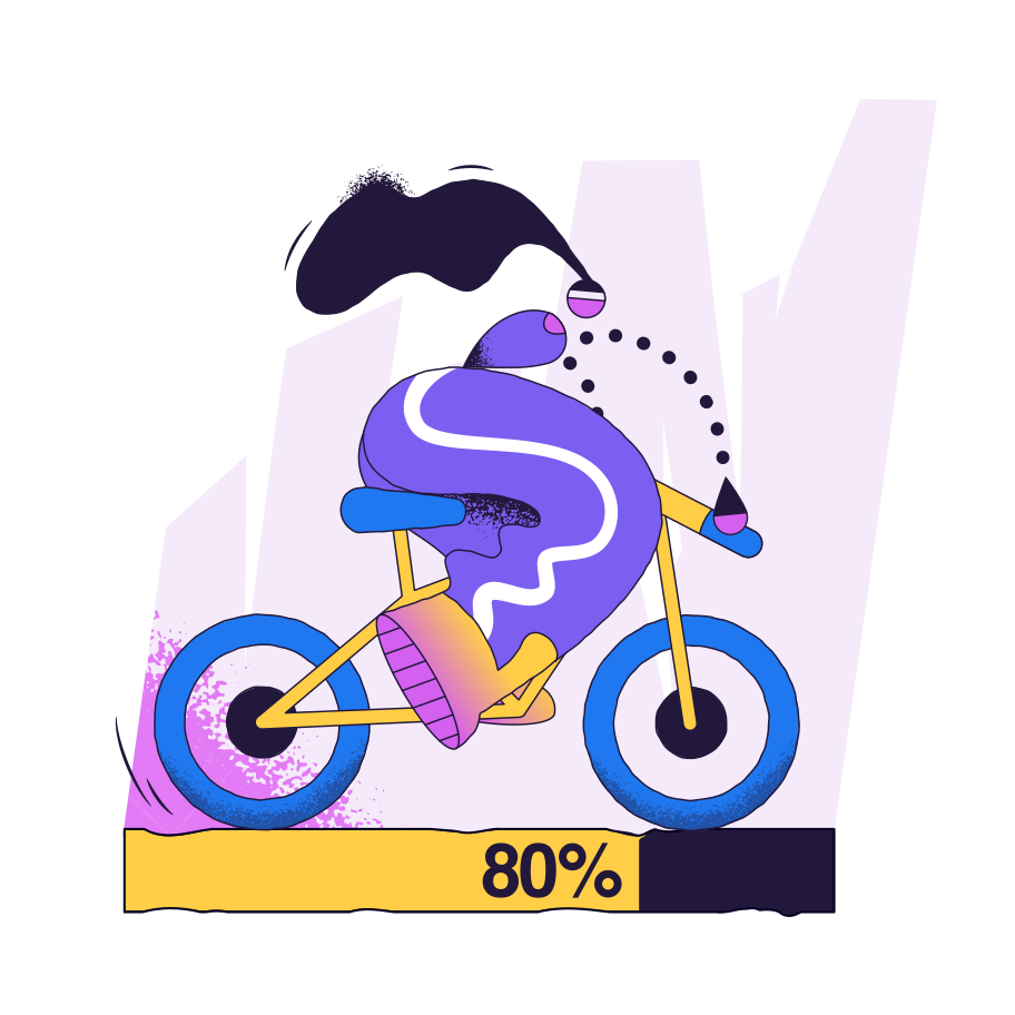 In progress Clipart illustration in PNG, SVG