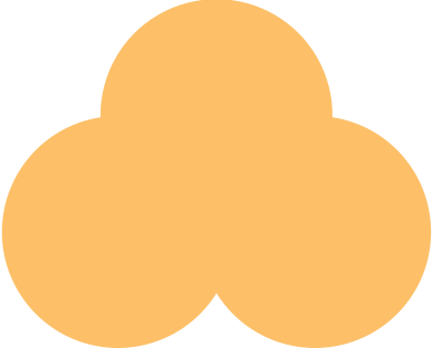 style trefoil orange images in PNG and SVG | Icons8 Illustrations
